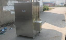 烟台移动式除尘器(不锈钢)