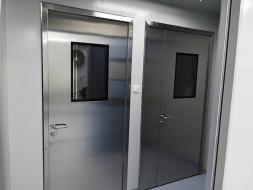 不锈钢钢制门