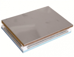 不锈钢手工净化板